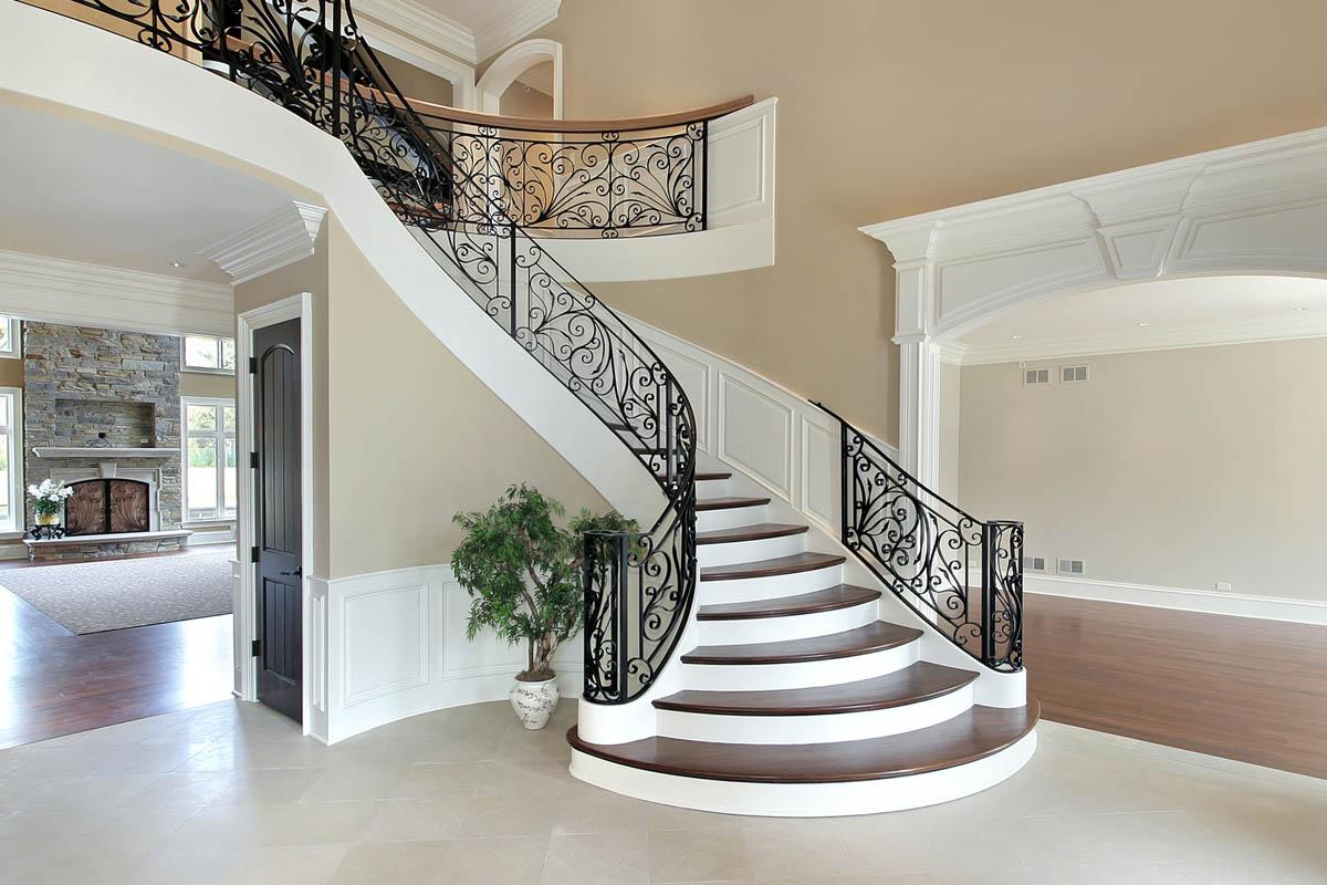 - Escaleras de casas de lujo ...