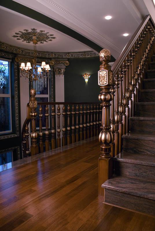 Деревянные балясины для лестниц - Балясины из дерева