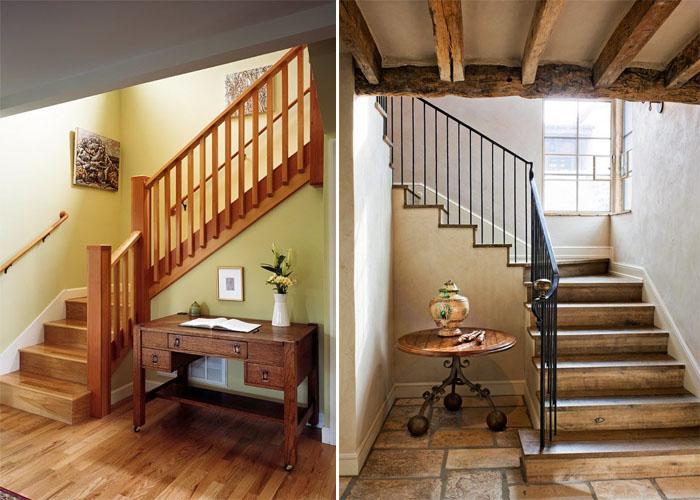 лестницы дачные